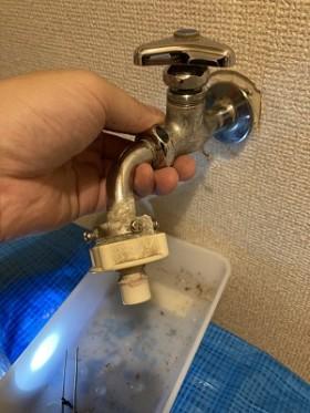 【画像】洗濯蛇口