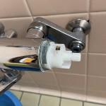 浴室蛇口部品交換 東京都杉並区 H様邸