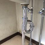 洗面蛇口・洗面排水トラップ・給水管交換 東京都府中市 Y様邸