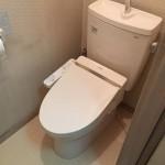 トイレ交換、床張り換え、排水芯移設工事 埼玉県さいたま市西区 R様邸
