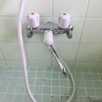 お風呂場蛇口修理 東京都調布市 H様邸