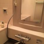 浴室蛇口水漏れ修理 神奈川県横浜市青葉区 Y様邸