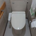 トイレ交換 埼玉県上尾市 K様邸