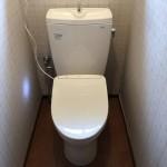 トイレ交換 東京都世田谷区 N様邸