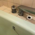 浴室蛇口パッキン交換 東京都板橋区 A様邸