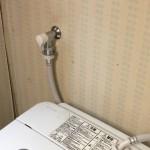 洗濯蛇口・洗濯ホース交換 埼玉県久喜市 O様邸
