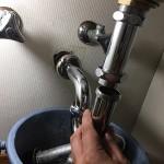 洗面蛇口、排水管交換 埼玉県上尾市 R様邸
