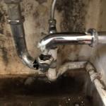洗面排水トラップ交換 神奈川県横浜市鶴見区 T様邸
